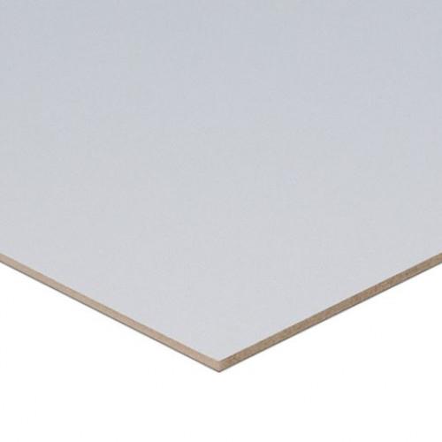 МДФ белая, 3 мм, размер 1220х2440